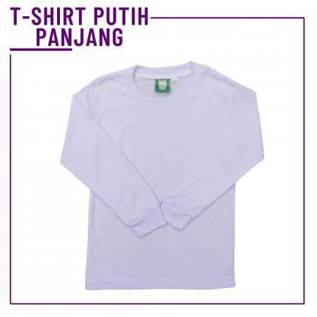 T-SHIRT PUTIH PANJANG (4)